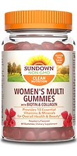 Gomitas multivitaminicas para mujer - su