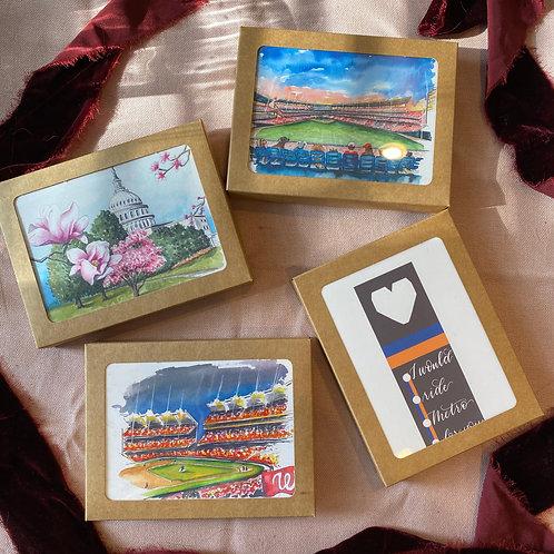 Card Packs, 9 cards
