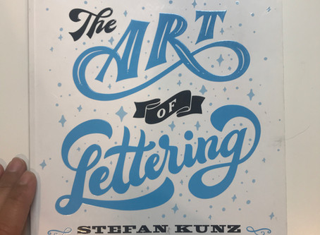 Shelf Life: Which lettering book should you buy?