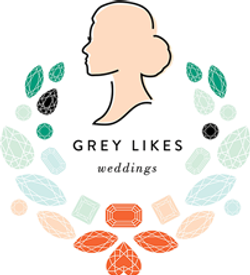 Featured in Grey Likes Weddings