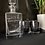 Thumbnail: Engraved Decanters and Glasses