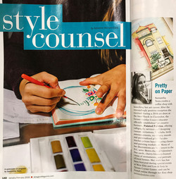 Arlington Magazine Style Counsel