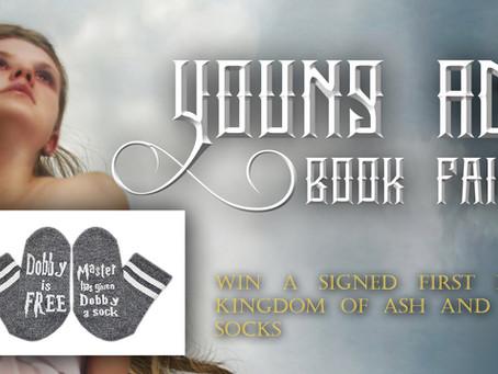 Win a signed Sarah J Maas book