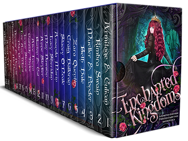 Enchanted Kingdoms box set author names