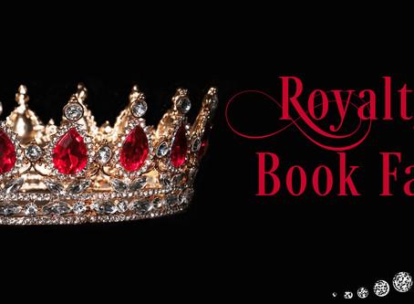 Win a tiara in our royal book fair