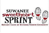 Suwanee Sweetheart Sprint Logo temp 2018