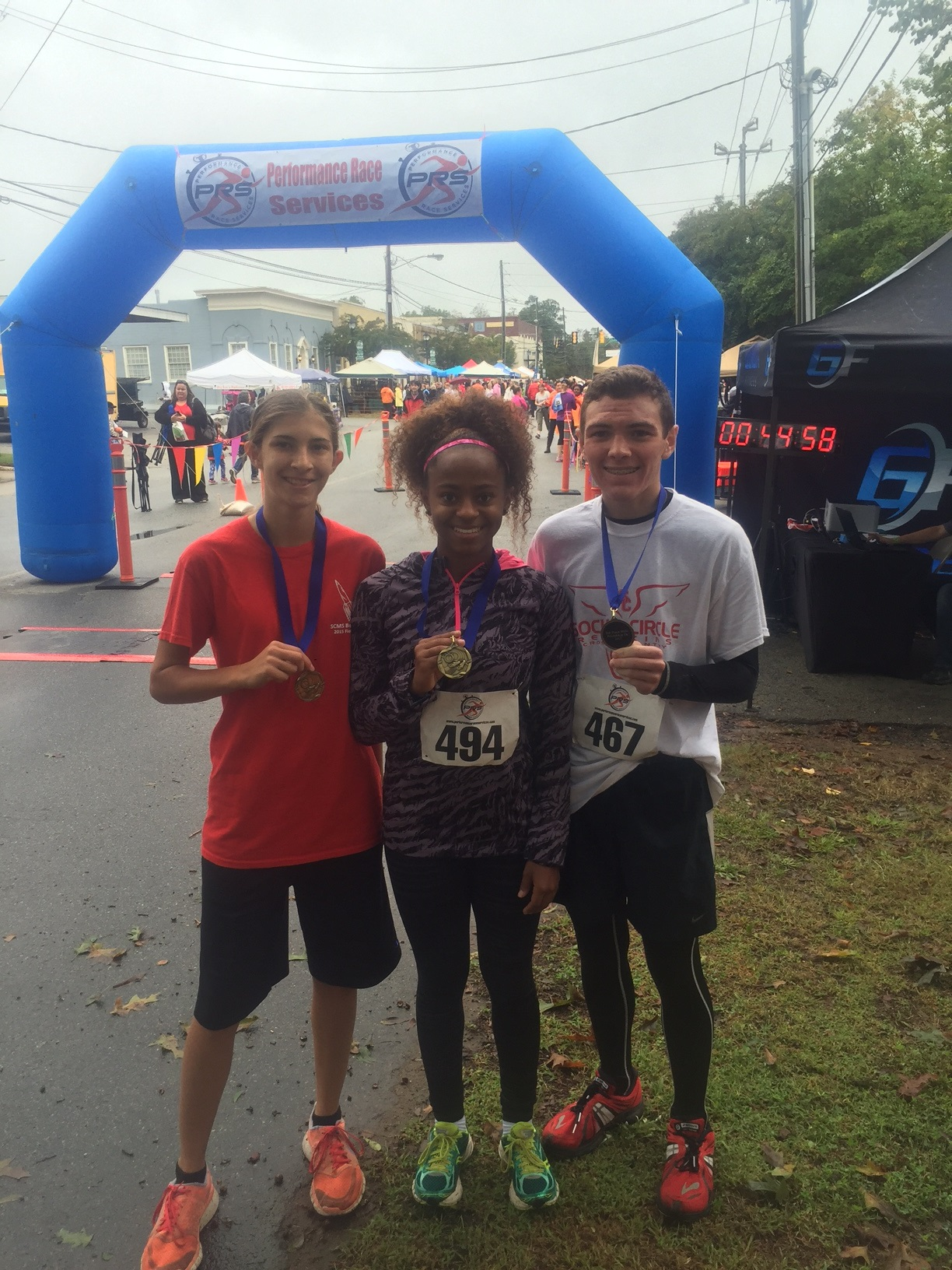 Friendship 5k Winners