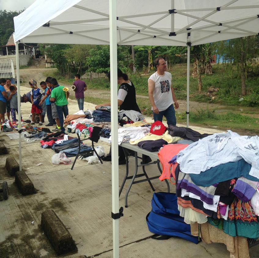 November Outreach in Ojitlan