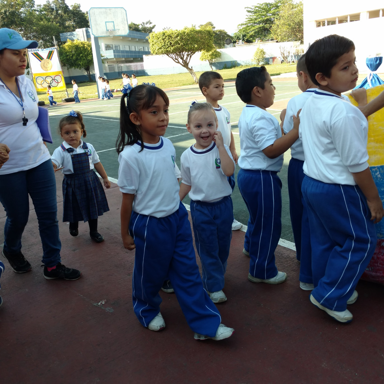 Hope at school