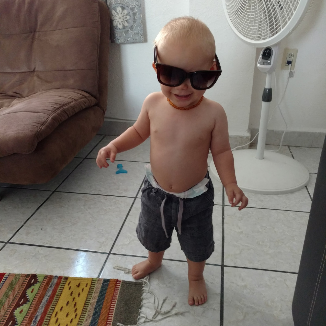 Gideon thinks he's cool