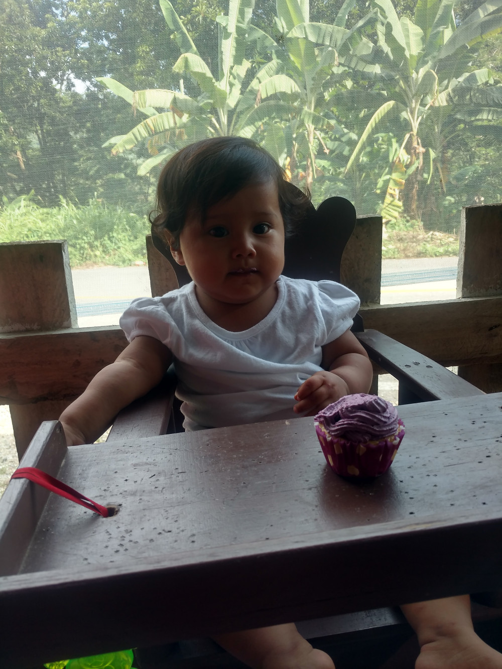 Katalaya's First Birthday