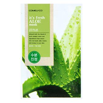it's fresh aloe mask sheet