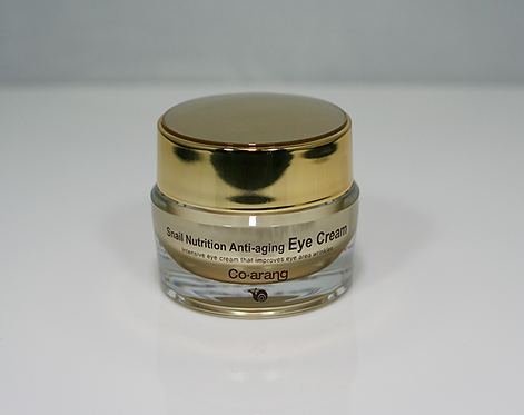 Snail Nutrition Anti-aging Eye Cream