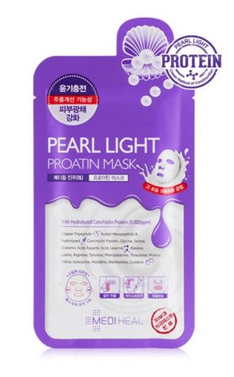 Mediheal Pearl proatin mask