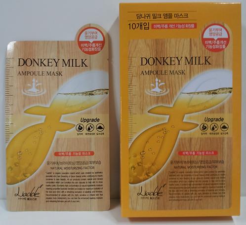 Liadde8 Donkey Milk Ampoule Mask