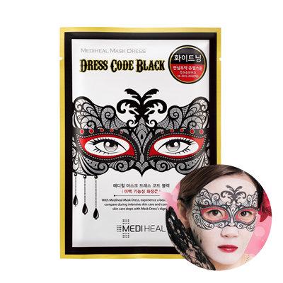Mediheal Mask Dress - Black