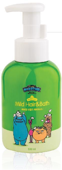 beberang mild Hair & bath