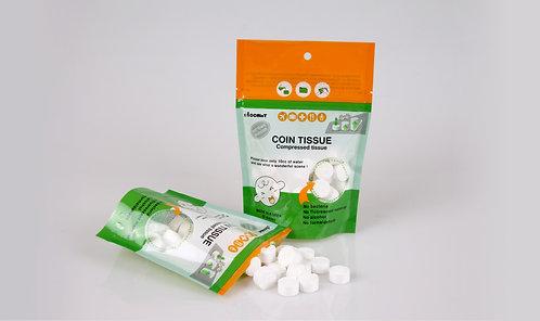 CCMint Coin tissue ZIPPER 50