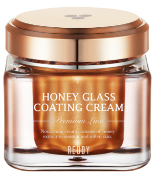 HONEY GLASS COATING CREAM