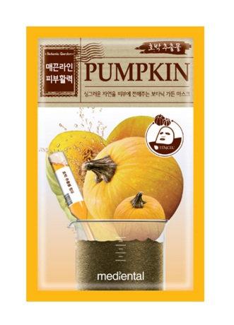 Botanic Garden Mask -Pumpkin-