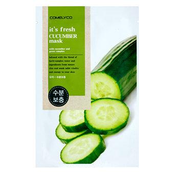 it's fresh cucumber mask sheet