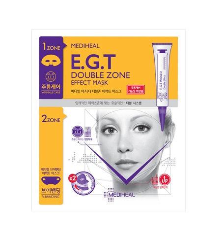 Mediheal E.G.T Double Zone Effect Mask - Wrinkle