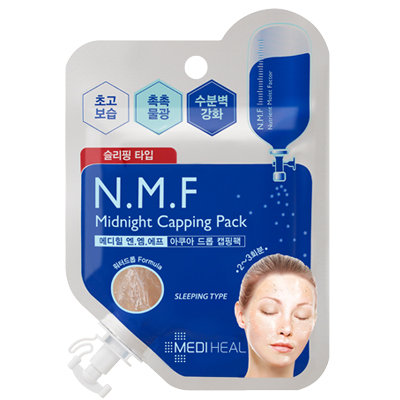 Mediheal N.M.F Midnight Capping Pack