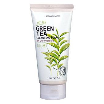 COMELYCO GREEN TEA IN JEJU CLEANSING FOAM