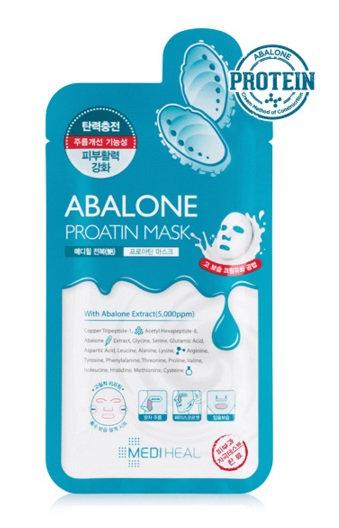 Mediheal Abalone proatin mask