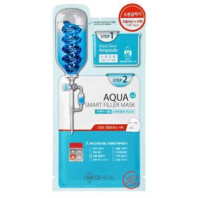 Mediheal Aqua Double×2 Smart Filter Mask