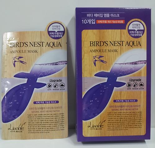 Liadde8 BIRD'S NEST Aqua Ampoule Mask