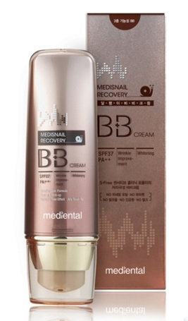 Mediental Medisnail Recovery BB Cream