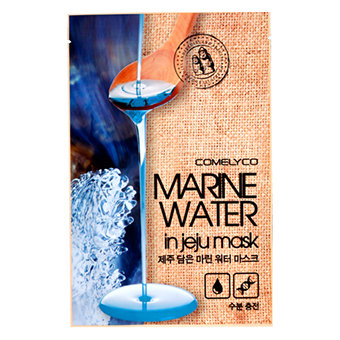 COMELYCO MARINE WATER IN JEJU MASK
