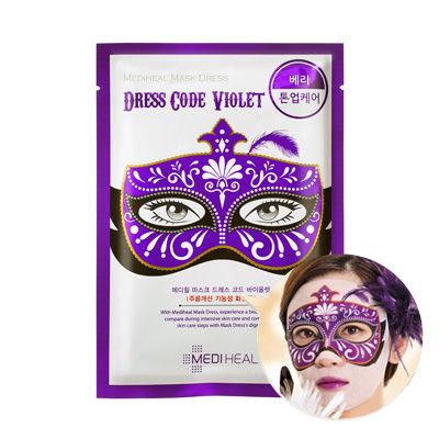 Mediheal Mask Dress - Violet