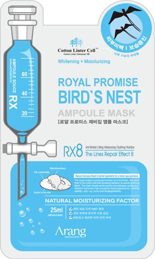 ROYAL PROMISE BIRD'S NEST Ampoule Mask