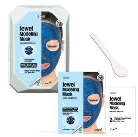 Jewel Modelling Mask Pack– Aqua Sapphire