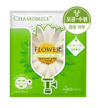 Mediheal Flowater Gel Mask - CHAMOMILE