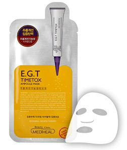E.G.T Timetox Ampoule Mask
