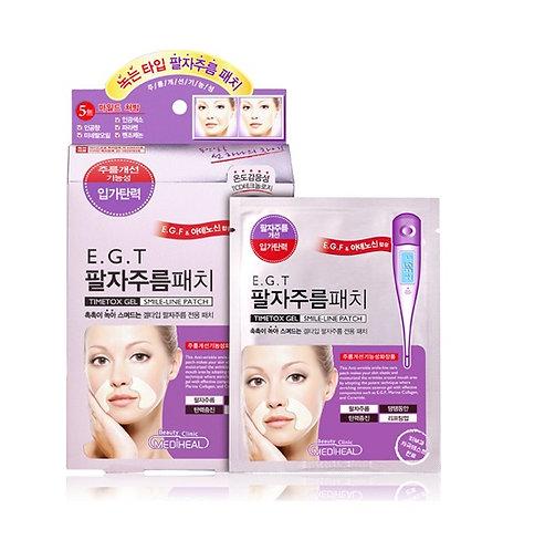 Mediheal E.G.T Timetox Gel Smile-line Patch