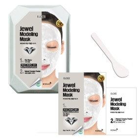 Jewel Modelling Mask Pack– Dia Blanc