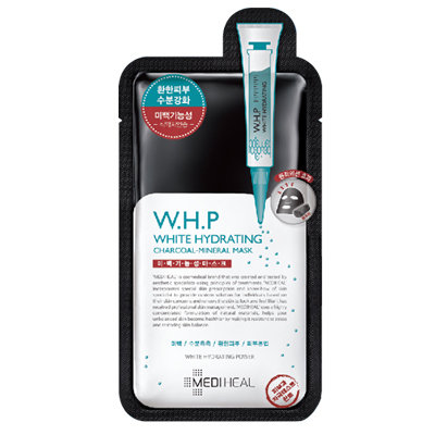W.H.P White Hydrating Charcoal-Mineral Mask