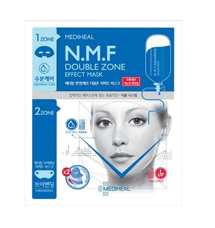 Mediheal N.M.F Double Zone Effect Mask - Aquaring