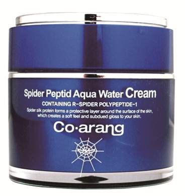 Spider Peptid Aqua Water Cream