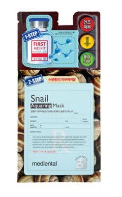 Mediental Snail Aquaring S.O.S Solution Mask