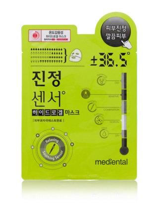 Mediental Soothing Sensor Hydrogel Mask