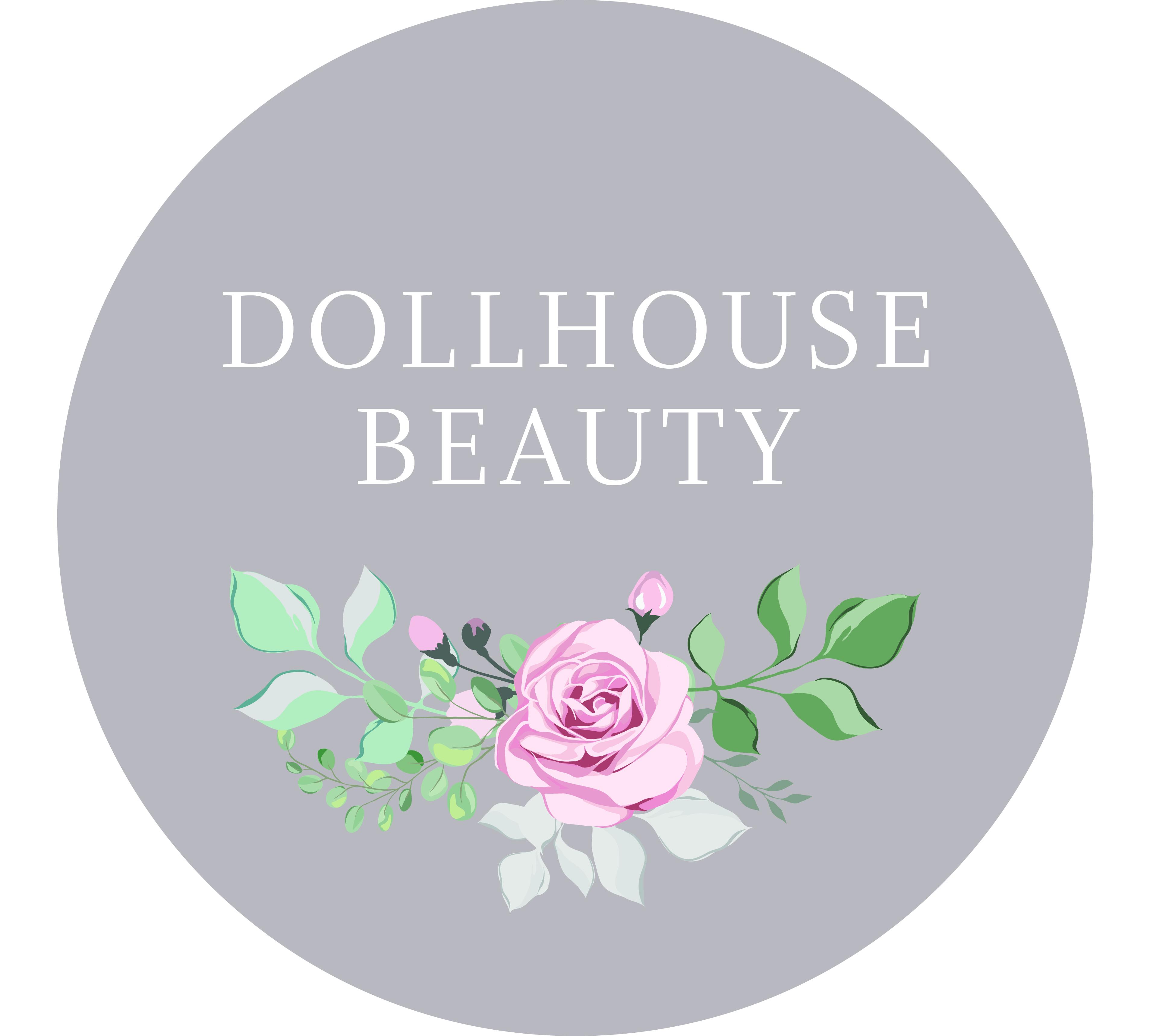 Dollhouse Beauty Social Media logo