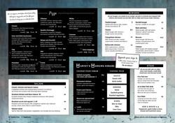 Main menu 2018/19
