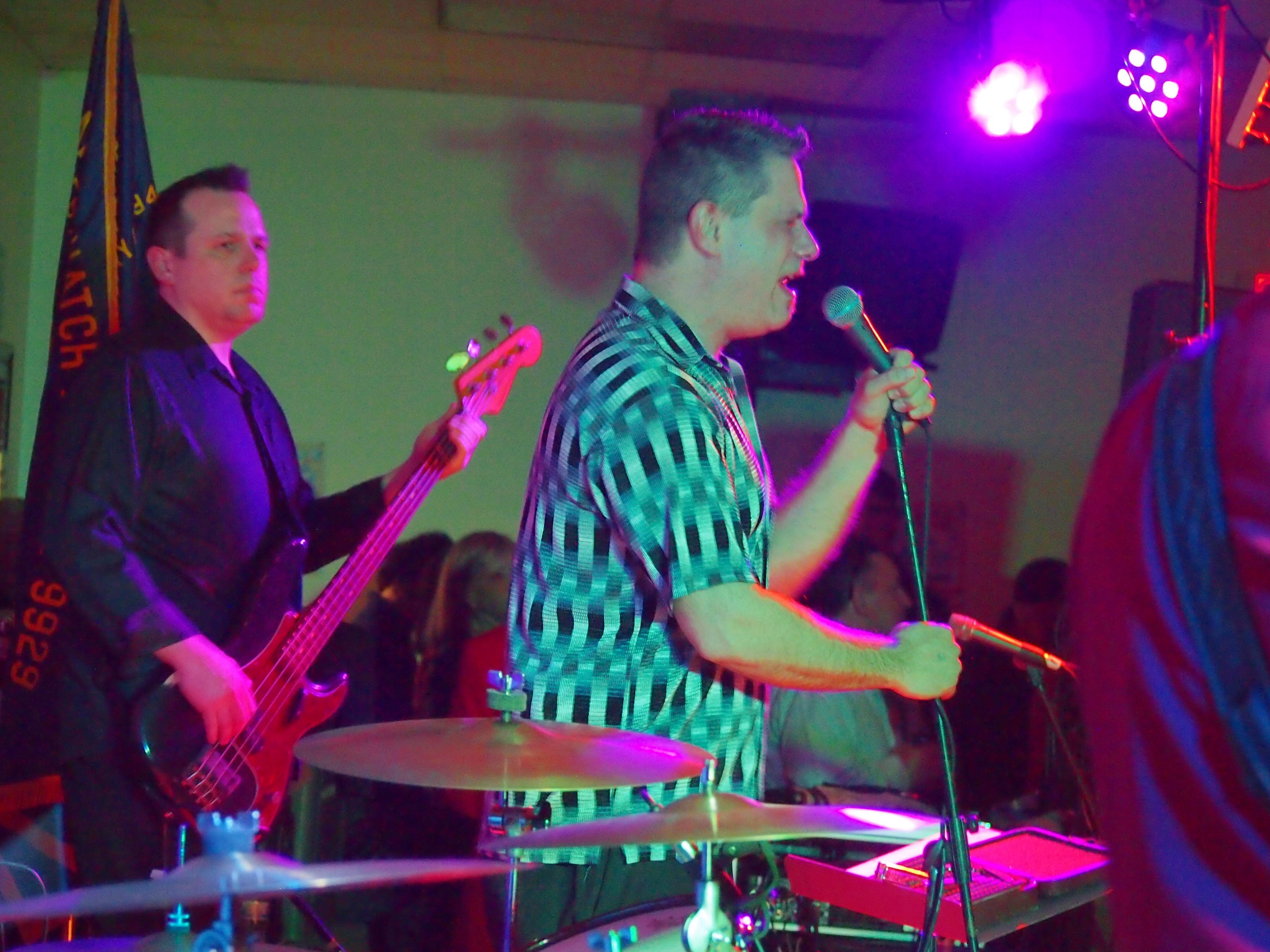 Carl Ricci 706 Union Band with Drew Blood9