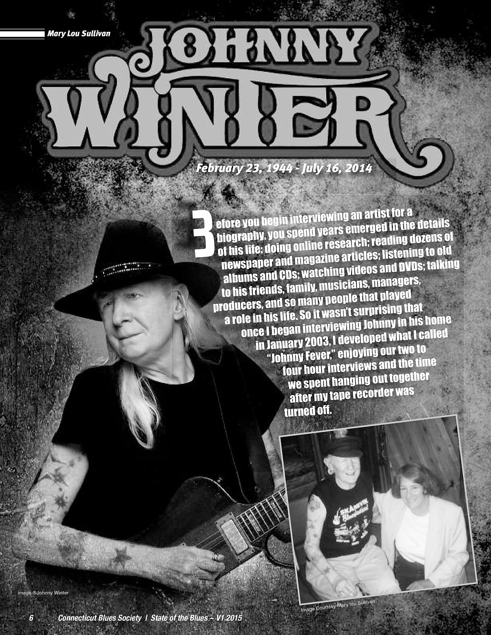 v1.2015: Johnny Winter