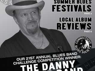 The 21st Annual CT Blues Society Blue Band Challenge Winner